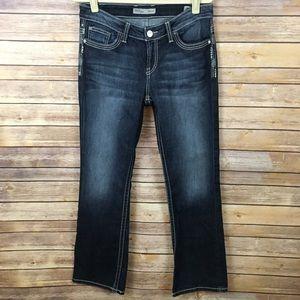 BKE Payton Bootcut Stretch Jeans